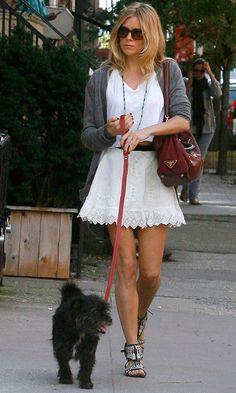 Sienna Miller's Fashion File