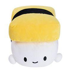 New Korea Cotton Food Choba Sushi Plush Doll Eel 30cm 12in #CottonFood