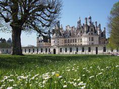 Le château de #Chambord