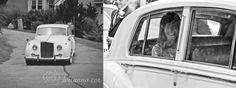 the bride & groom arriving in style in this classic #Bentley fairy tale castle wedding at Hammond Castle Gloucester, MA #CapeAnn #Wedding http://briannaphotography.com/blog/?load%2Fblog_detail%2Fpage%2F88457%2Fitem%2F1517%2Fvaughan-verga-wedding----hammond-castle--gloucester--ma----cape-ann-wedding-photographer