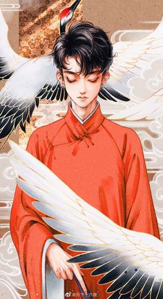 Well, I do or I wouldn't have met the pretentious and imperious man even after 8 years! Only this time… Welcome to read the whole novel ❤❤❤ Boy Art, Chinese Art, Aesthetic Art, Asian Art, Art Inspo, Anime Guys, Amazing Art, Watercolor Art, Character Art