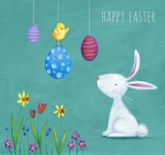 Ileana Oakley - Ileana Oakley Easter Rabbit Chick Eggs