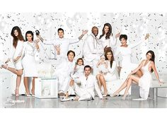 Merry Christmas from The Kardashians