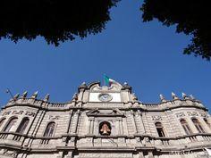 Edificio del Ayuntamiento. Centro Histórico Puebla, Pue.