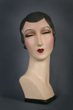 Deco Mannequin Bust | Flickr - Photo Sharing!