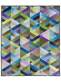 Annie's - Strip It Three Ways Quilt Pattern