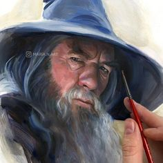 #Gandalf #movie #Lordoftherings#Etsy #art #arts #paint #painting #drawing #artwork #illustration #sketch #dailyart #artoftheday #sketch #скетч #oil #oilpainting #traditionalart #realismart #oiloncanvas #oilpaints #oilpaintings #oilpaint #traditionalart #etsy #etsyshop #thelordoftherings #властелинколец #thehobbit #mage Tarantino Pulp Fiction, Wonder Woman Movie, Oil Portrait, Gandalf, Realism Art, Watercolor Portraits, Adult Coloring Pages, House Painting, Traditional Art