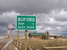 buford town