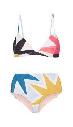 Printed Bikini | Mara Hoffman
