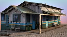 3ds max old street - Google 搜尋