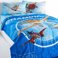 Disney Planes Racing Bedding Coordinates-kohls