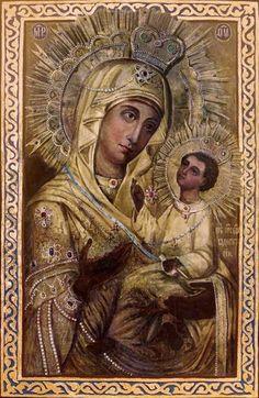 Віленська ікона Божої Матері