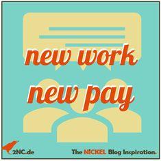 New Work  New Minuten Lesezeit New Work, News, Blog, Differentiation, Acceptance, Blogging