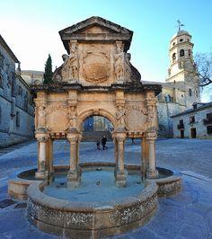 Renaissance Monumental Ensembles of Ubeda and Baeza - Jaen, Andalusia, Spain
