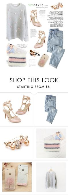 """""""Annual Sale - YesStyle"""" by yexyka ❤ liked on Polyvore featuring Libertine, JY Shoes, CO, Chanel, Wrap, Naning9 and Cherrykoko"""