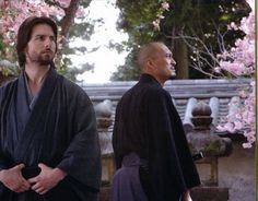 """Last Samurai    """"To know life in every breath, in every cup of tea, in every life we take. That is Bushido – the way of the warrior."""""""