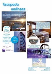 #Escapada #Wellness Hotel La Polar** #Gijon