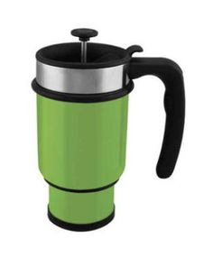 French Press Mug - Double Shot by goneshopping | Ethical Ocean