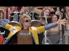 Bon Jovi Live: Daytona 500, Florida 2006 [FULL / HD] Bon Jovi Live, Jon Bon Jovi, Never Let Me Down, Let It Be, Bon Jovi Videos, Island Records, Daytona 500, Some People Say, My True Love