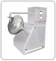 "Lab Coating Machine-16"" with inbuilt Hot Air Blower"