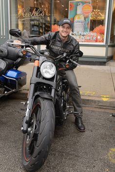 Jesse Lee Soffer attends the Kiehl's LifeRide 2014 at Kiehl's Since 1851 Chicago on August 3 2014 in Chicago Illinois