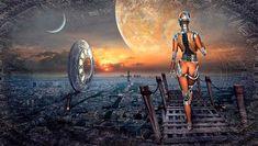 Inteligencia Artificial aprendiendo de sí misma. Descubre el futuro y los posibles avances de esta tecnología.