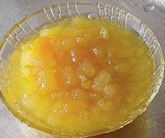 Dulceaţă de pepene galben, pere şi portocale | Retete culinare - Romanesti si din Bucataria internationala