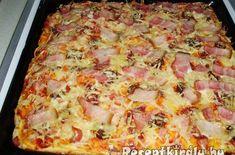 Garlic Bread, Hawaiian Pizza, Baked Goods, Hamburger, Snacks, Baking, Food, Hot Dog, Drink Recipes