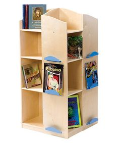 Take a look at this Book Tower by Guidecraft on #zulily today!