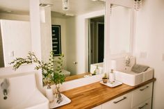 me and jilly: the bathroom.....is DONE.