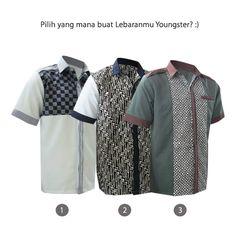 Pilih yang mana buat Lenaranmu Youngsster?  #kemejabatikmedogh #readystock  http://medogh.com/baju-batik-pria/kemeja-batik-pria
