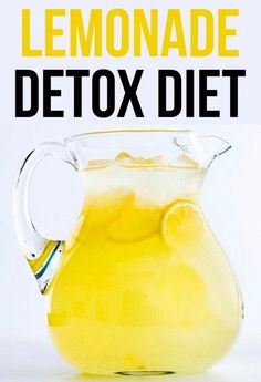 All you need to know about a lemonade detox diet.