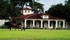 The Inn at Dos Brisas is home to one of the largest private equestrian facilities in Texas. Guests can test and grow their skills with trail rides, riding lessons and cutting horse training.