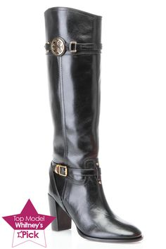 Calista Boots In Black