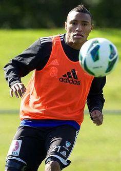 El delantero panameño Yairo Yau anotó su primer gol en la pretemporada del Sydney FC de la primera división de Australia.