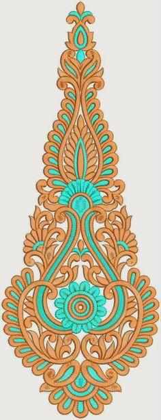 2014 Fancy Kali Patch Designs - Embdesigntube