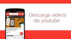 Mejores Apps Android Para Descargar Videos de YouTube #DKSignMT #DKSign #DKS #infografias #Infographics