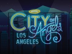 Los Angeles City Of Angles