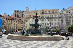 Lisbonne - Restauradores