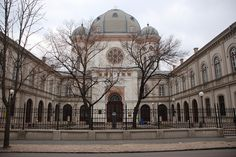 Győr Synagogue Jewish Synagogue, Jewish Temple, Budapest Holidays, Synagogue Architecture, Jewish History, Central Europe, Budapest Hungary, Judaism, Travelogue