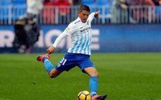 Equipacion del Camiseta Pablo Fornals Malaga baratas 2016-2017