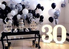 Party birthday theme for adults women 39 Super ideas 30th Birthday Themes, 30th Birthday Ideas For Women, Birthday Party Decorations For Adults, Carnival Decorations, Adult Party Themes, Adult Birthday Party, Birthday Games, Birthday Woman, 50th Party