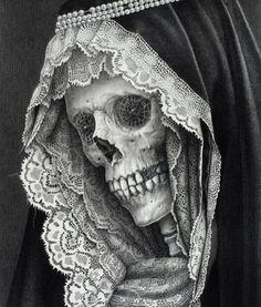 Nun Skull