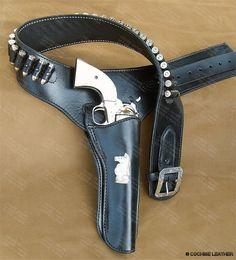 The Paladin Gun Rig and Holster