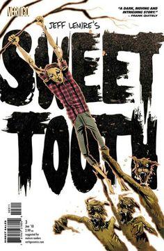 Sweet Tooth (Vertigo/DC Comics, 2009) #3