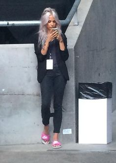 Lou at the 1d concert