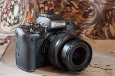 Andy Westlake takes a first look at the Canon EOS M5 - its first mirrorless model for serious photographers