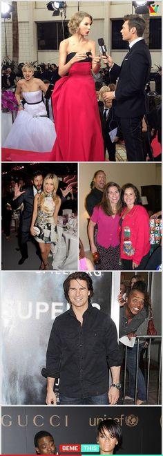 10+ Epic Photos Of Celebrity Photobombs #photobombs #celebrity #funny #bemethis