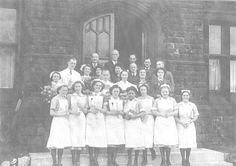 Graduating class of 1951 Doncaster Gate