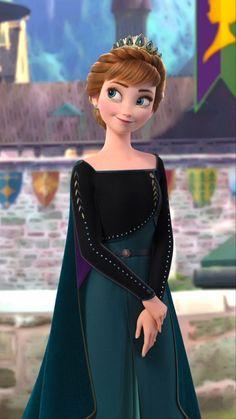 she is the coolest person . Anna Disney, Disney Rapunzel, Princesa Disney Frozen, All Disney Princesses, Disney Princess Drawings, Disney Princess Pictures, Disney Princess Art, Disney Frozen Elsa, Cute Disney